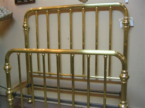 antique brass beds early 1900 s full size brass bed for sale antiques com