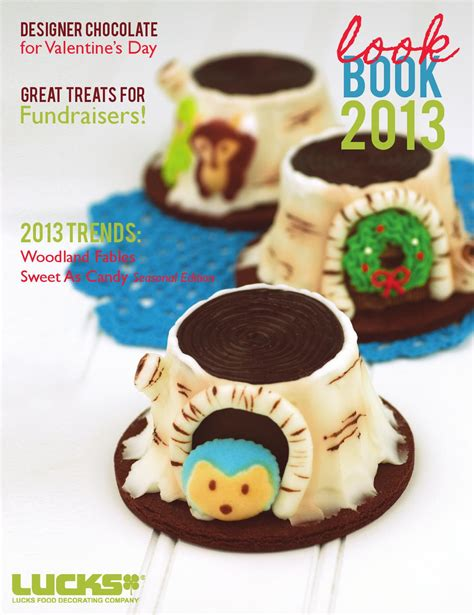 lucks food decorating company 2013 catalog food decorating catalog and food 2013 look book by lucks food decorating company issuu