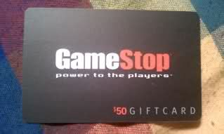 Gamestop Gift Card Number - gamestop gift card number and pin