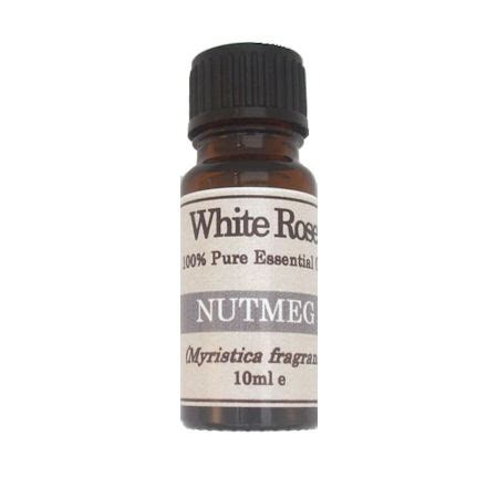 Nutmeg Essential 10 Ml 100 nutmeg myristica fragrans 100 grade essential