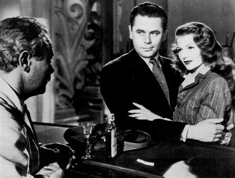 Film Romance Noir   gilda the soul of the plot