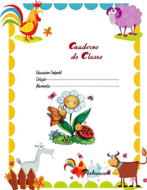 imagenes infantiles escolares a color 17 mejores ideas sobre dibujos para caratulas en pinterest