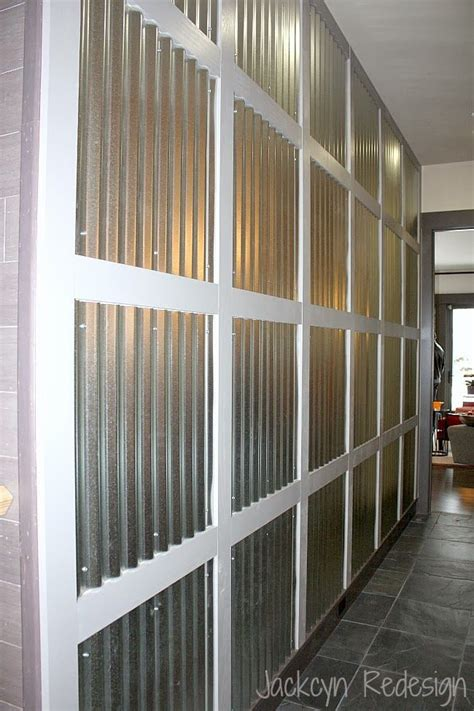 Metal Panels For Interior Walls by 25 Best Ideas About Corrugated Metal Walls On