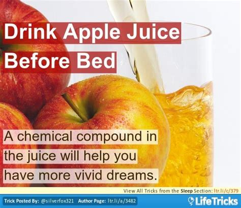drinking apple juice before bed 17 best images about brain health on pinterest sleep