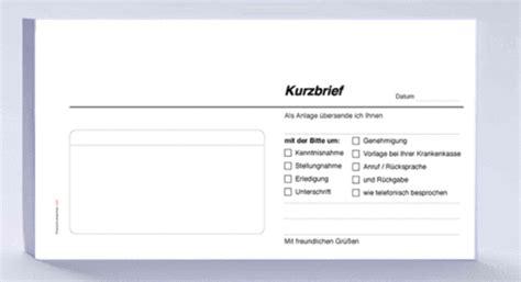 Vorlage Word Din Lang Kurzbriefe Praxisdrucksachen Shop