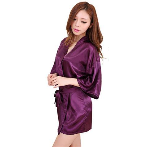silk robe buy wholesale satin robe from china