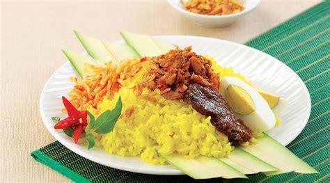 cara membuat nasi kuning simple resep nasi kuning manado