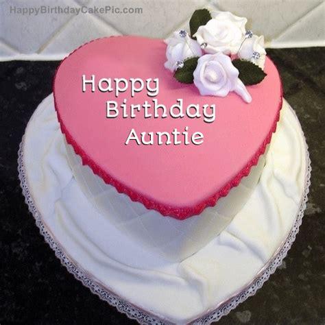 birthday cake  auntie