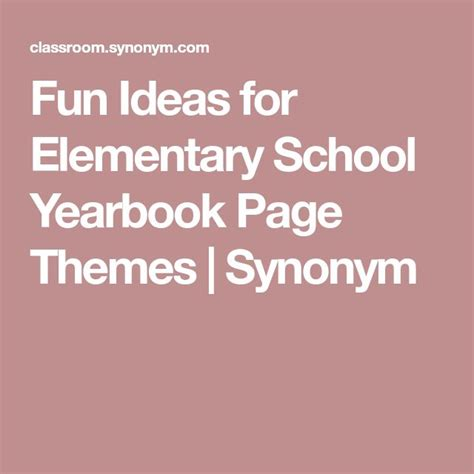 theme idea synonym best 25 yearbook pages ideas on pinterest yearbook