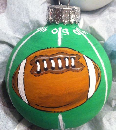 football christmas ornament facebook page cyrus