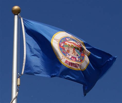 state pictures minnesota state flag