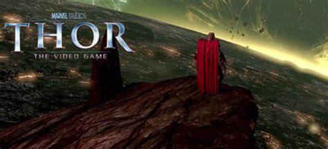 thor film konusu thor ve captain amerika oyunları 3d olacak