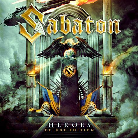 nights metal deluxe edition sabaton heroes