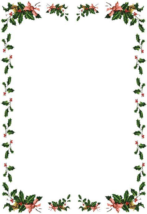 christmas borders frames