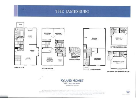 ryland townhomes floor plans ryland townhomes floor plans 28 images 2300 sq ft home