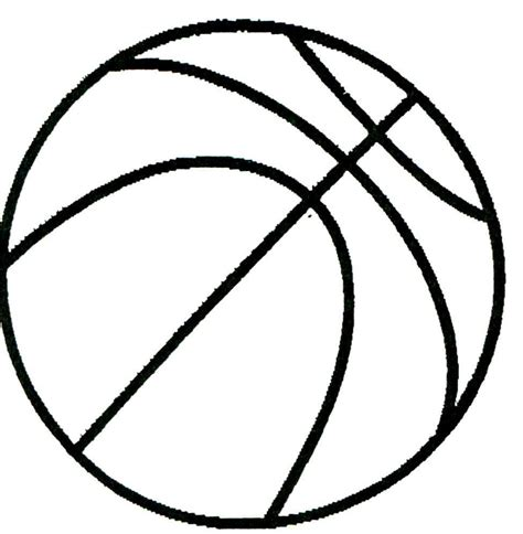 Basketball Lines Template Printable Basketball Drawing Fun Pinterest Cricut Template And Craft