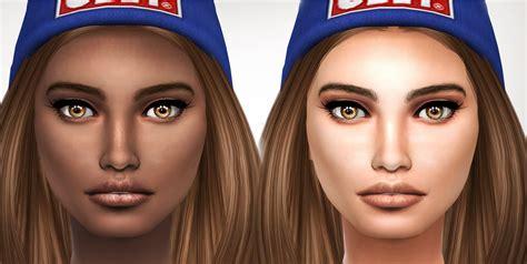 cc sims 4 female skin poppy skin poppy davis s4models