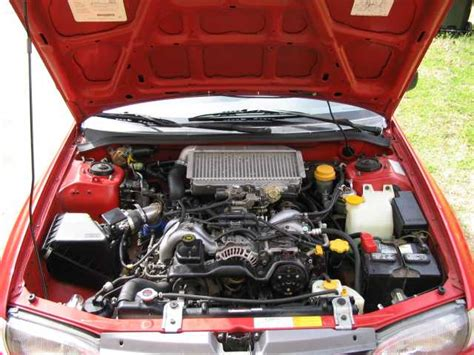 how does a cars engine work 1991 subaru legacy engine control turbo ej18 questions nasioc
