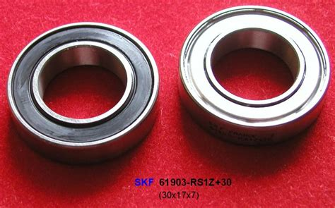 Bearing Skf Enduro 6201 Rs1z composants vtt roulements