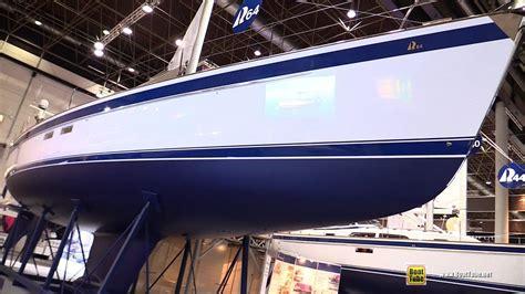 sail boat show 2018 2018 hallberg rassy 64 sailing yacht walkaround 2018