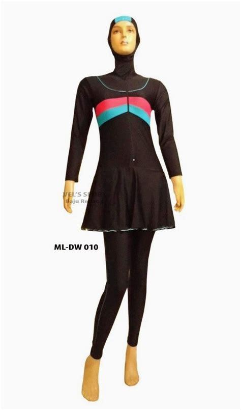 Clana Panjang Perempuan Size S L M Xl baju renang muslimah kode ml dw
