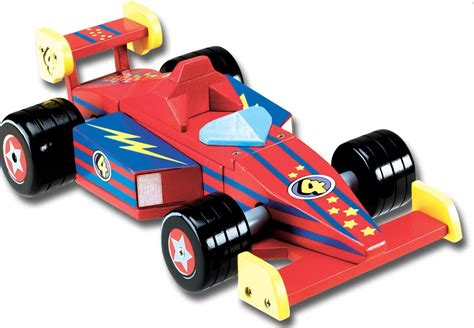 race car toys is really distorting the image for