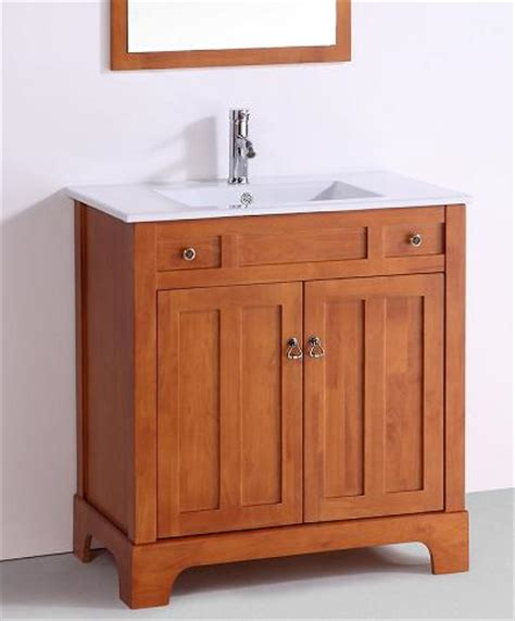 Oak Bathroom Vanities Shaker Bathroom Vanities For A Contemporary Bathroom