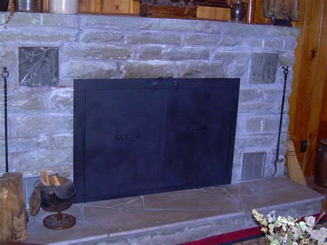 Fireplace Screen Covers by Kokopelli Fireplace Screen