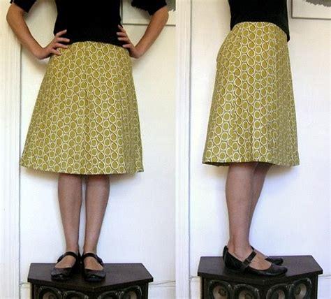 Panel Seven jezze prints seven panel skirt