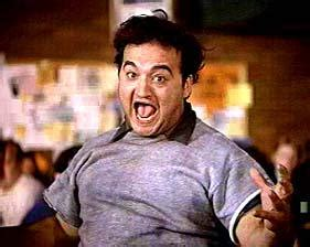 bluto animal house let s just say i decided that while my son is by karen allen like success