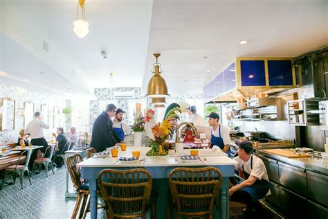 Restaurant Review: Poulet Bleu   Pittsburgh Magazine