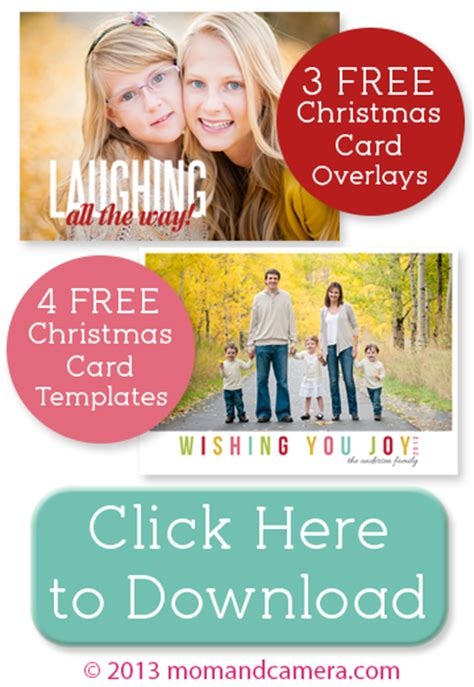 Free Card Photo Templates 50 Free Holiday Photo Card Templates Moritz Fine Designs