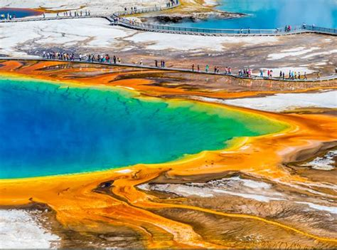 Here Are The Most Beautiful Places On Earth (49 pics ... Grand Prismatic Spring Facts