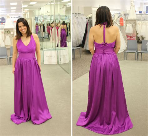 cassis color finding the bridesmaid dress viva fashion