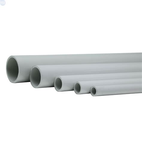 Pipa 6 Inch Sch 40 grey schedule 40 pipe 58 inch bulk reef supply