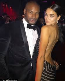 A Model Chocolate City Perhaps An With Rob Walker Author Of Letters From New Orleans by Tyson Beckford Suggests Shanina Shaik Made A Mistake To