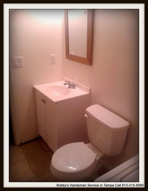 bathroom rental bathroom renovation ta contractor 813 215 5090