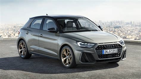 Audi A 1 Sportback by 2019 Audi A1 Sportback Revealed 40 Tfsi Boasts 2 0 Liter