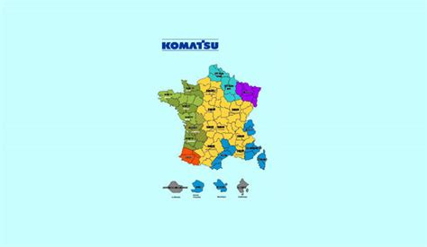 2290204463 la carte et le territoire distribution komatsu france la carte et le territoire