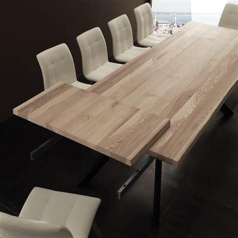 tavolo legno allungabile prezzi tavolo bio allungabile tavoli a prezzi scontati