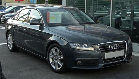 Audi A4 1 8 T Probleme by File Audi A4 B8 1 8t Front Jpg Wikimedia Commons