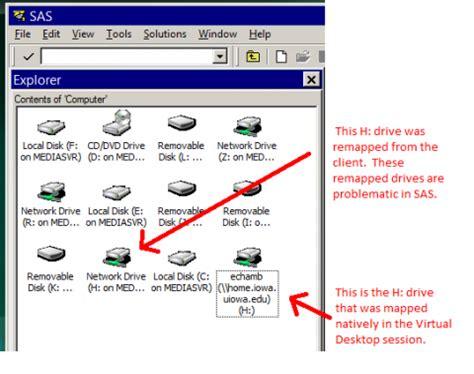 sas in desktop error windows error code 53 in hx