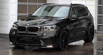 Build Bmw X5 Make Your Bmw X5 More Aggressive With Topcar And Lumma