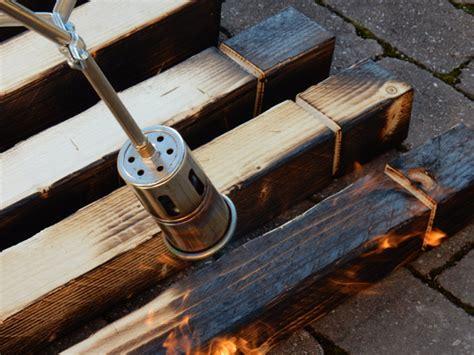 holz k 252 nstlich altern lassen - Holz Flämmen