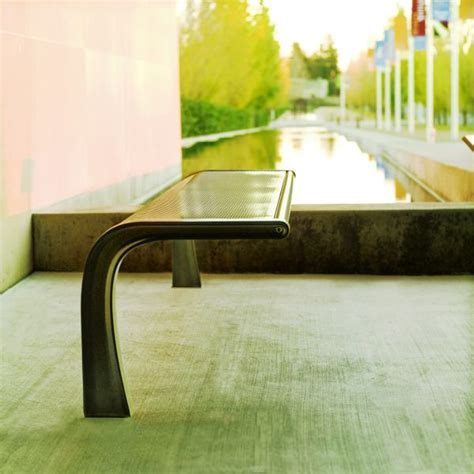 modern park benches ultra modern park bench by landscapeforms stay ultra