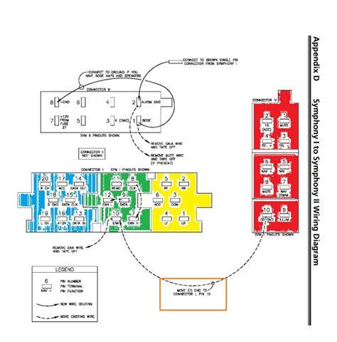 audi symphony ii radio wiring diagram html auto engine