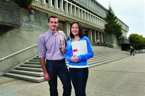 Simon Fraser Mba Fees For International Students by Fraser International College Universities In Canada