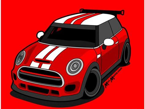Mini Cooper Tshirt mini cooper t shirt f56 jcw on shirt
