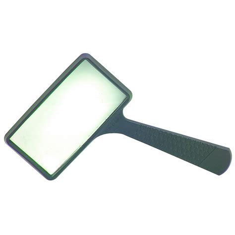 Magnifying Glass large 4x rectangle magnifying glass new 4 quot x 2 quot magnifier