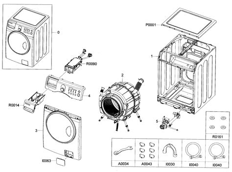 samsung front load washer parts diagram schematic for samsung dryer schematic get free image